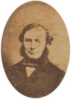 John Thadeus Delane, by Herbert Watkins - NPG P301(115i)