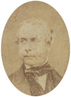 George Hamilton Seymour, by Herbert Watkins - NPG P301(115l)