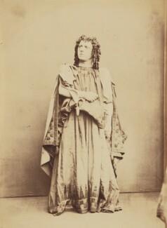(Thomas) Frederick Robson (né Brownbill) as Medea, by Herbert Watkins - NPG P301(134)