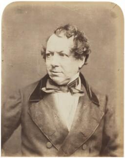 John Baldwin Buckstone, by Herbert Watkins - NPG P301(139)