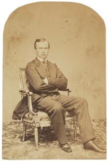 King Edward VII, by (George) Herbert Watkins, late 1850s - NPG P301(150c) - © National Portrait Gallery, London