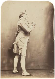 Charles Selby, by Herbert Watkins - NPG P301(155)