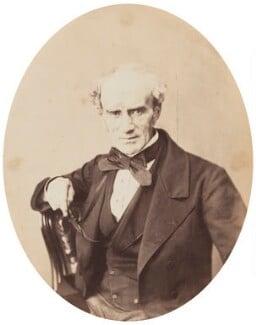 Richard James Lane, by Herbert Watkins - NPG P301(167)