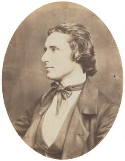 Francis Talfourd, by Herbert Watkins - NPG P301(177)