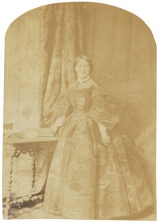 Adelaide Ristori, by Herbert Watkins - NPG P301(184b)