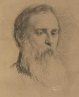 Unknown man, by Samuel Laurence - NPG 2434