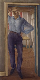 Humfry Gilbert Garth Payne, by (Margaret) Ithell Colquhoun, 1935 - NPG 6230 - © National Portrait Gallery, London