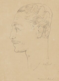 Michael Arlen, by Cecil Beaton - NPG 6231