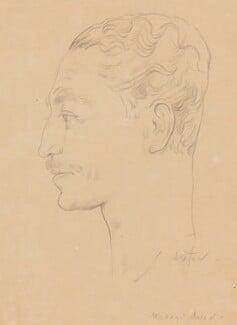 Michael Arlen, by Cecil Beaton, 1930s? - NPG 6231 - © National Portrait Gallery, London