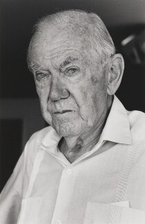 Graham Greene, by Alice Springs (June Newton) - NPG P545