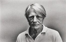 Stanley William Hayter, by Alice Springs (June Newton) - NPG P546