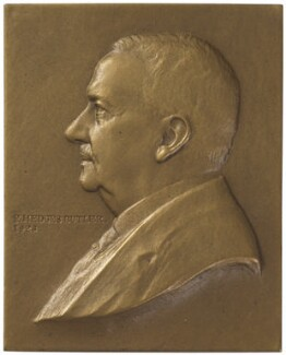 Frank Hedges Butler, by William Morris, 1923 - NPG  - © National Portrait Gallery, London