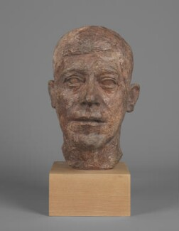 Oskar Kokoschka, by Karel Vogel - NPG 6244
