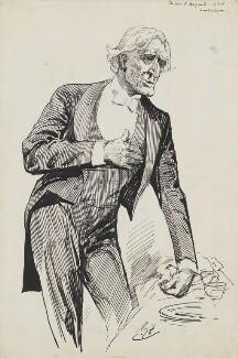Thomas Francis Bayard, by Harry Furniss - NPG 6251(3)