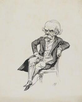Thomas Dyer Edwardes, by Harry Furniss - NPG 6251(18)
