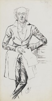 Charles Grey, 2nd Earl Grey, by Harry Furniss - NPG 6251(22)