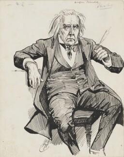 Douglas William Jerrold, by Harry Furniss - NPG 6251(30)