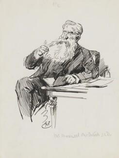 Maxwell McIntosh, by Harry Furniss - NPG 6251(38)