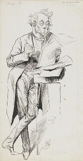 Henry John Temple, 3rd Viscount Palmerston, by Harry Furniss,  - NPG 6251(45) - © National Portrait Gallery, London