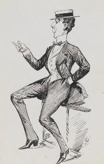 Sir Orme Rowan-Hamilton, by Harry Furniss - NPG 6251(53)