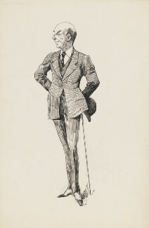 Basil Bernard Watson, by Harry Furniss - NPG 6251(64)