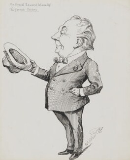 Sir Ernest Edward Wild, by Harry Furniss - NPG 6251(66)