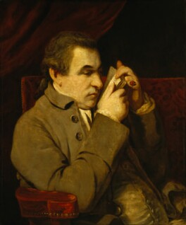 Giuseppe Baretti, after Sir Joshua Reynolds - NPG 6248