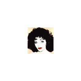 Joan Collins, by Andy Warhol - NPG 6257