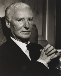 Sir Eric Vansittart Bowater, by Wolfgang Suschitzky - NPG P554