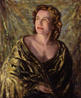 Kathleen Ferrier, by Maurice Frederick Codner, 1946 - NPG 6258 - © National Portrait Gallery, London