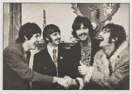 The Beatles (Paul McCartney; Ringo Starr; George Harrison; John Lennon), by Linda McCartney - NPG P577
