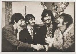The Beatles (Paul McCartney; Ringo Starr; George Harrison; John Lennon), by Linda McCartney - NPG P577