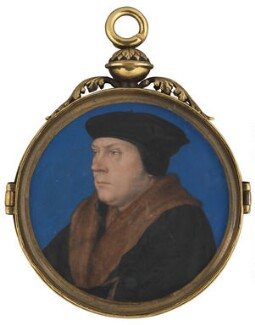Thomas Cromwell, Earl of Essex, attributed to Hans Holbein the Younger, circa 1532-1533 - NPG  - © National Portrait Gallery, London