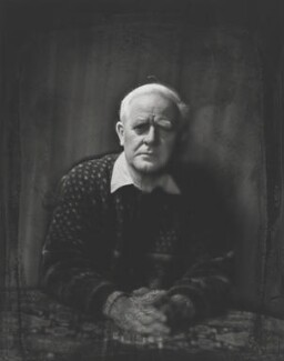 John Le Carré, by Barry Ryan - NPG P583