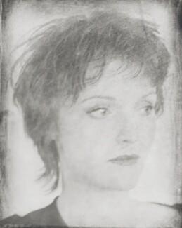 Miranda Richardson, by Barry Ryan - NPG P585