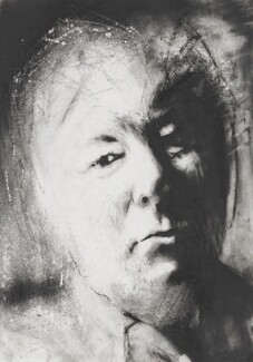 Seamus Heaney, by Ross Wilson - NPG 6261