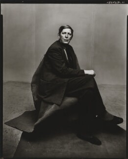 W.H. Auden, by Irving Penn - NPG P586
