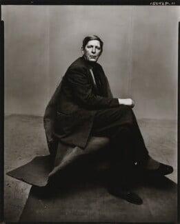 W.H. Auden, by Irving Penn - NPG P586