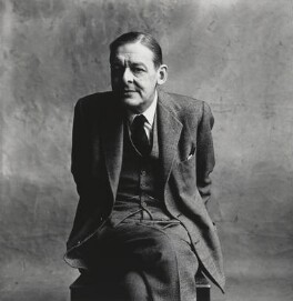 T.S. Eliot, by Irving Penn - NPG P591