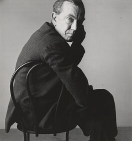Graham Greene, by Irving Penn - NPG P592