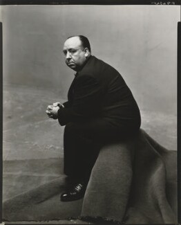 Alfred Hitchcock, by Irving Penn - NPG P593