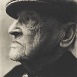 Somerset Maugham, by Irving Penn - NPG P594