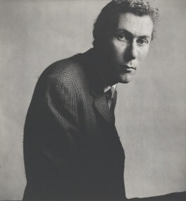 John Osborne, by Irving Penn - NPG P597