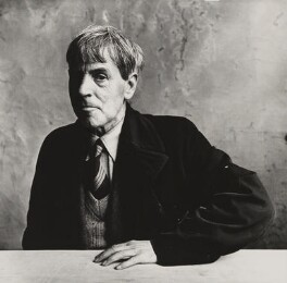 Sir Stanley Spencer, by Irving Penn - NPG P599