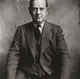 Evelyn Waugh, by Irving Penn - NPG P603