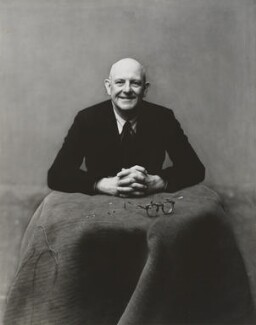 P.G. Wodehouse, by Irving Penn - NPG P605