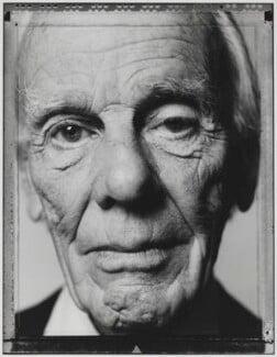 William Francis Deedes, Baron Deedes, by Nick Sinclair - NPG P563(12)