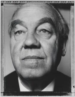Thomas Edward Graham, Baron Graham, by Nick Sinclair - NPG P563(16)