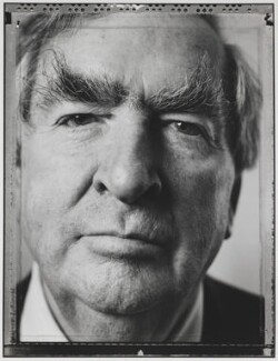 Denis Winston Healey, Baron Healey, by Nick Sinclair - NPG P563(18)