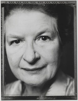 P.D. James, by Nick Sinclair - NPG P563(23)